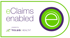 Telus Health e-Claims Enabled