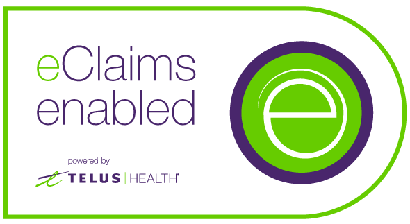Telus Health e-Claims Enabled