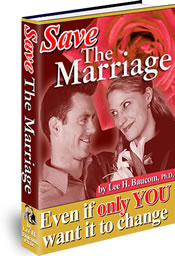 Save the Marriage - Book Cover